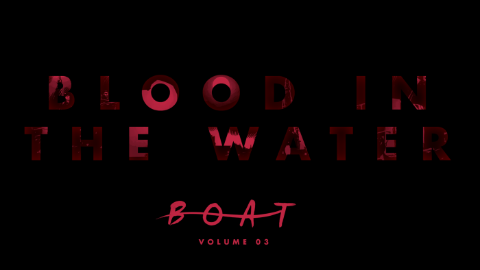 BLOODINTHEWATER